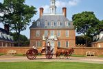 Williamsburg Governor's Palace, Virginia