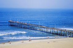 Pier in Virginia Beach