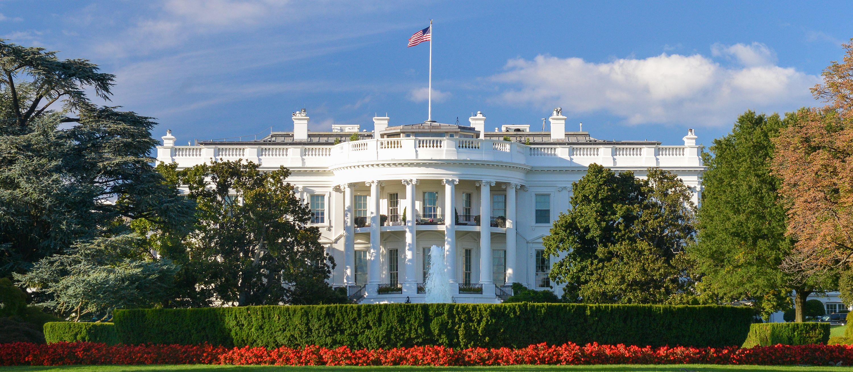 Das weiße Haus, Washington DC
