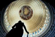Städtereisen USA: Washington D.C. - Capitol Innenkuppel