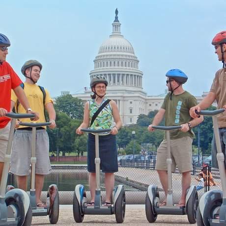 Washington, DC Segway-Tour