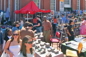 Städtereise Washington D.C. - Eastern Market