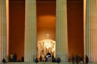 Städtereisen USA: Washington D.C. - Lincoln Memorial