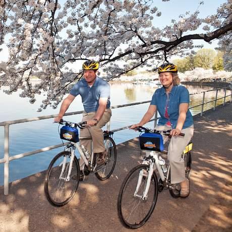 Radtour durch Washington D.C.