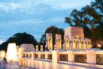 Städtereisen USA: Washington D.C. - World War II Memorial