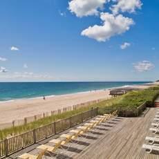Strand auf Long Island