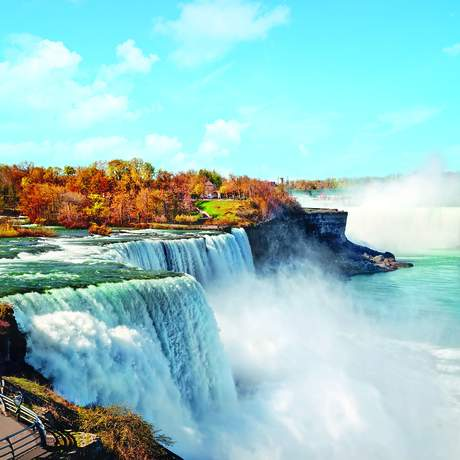 Impression Niagara Fallls