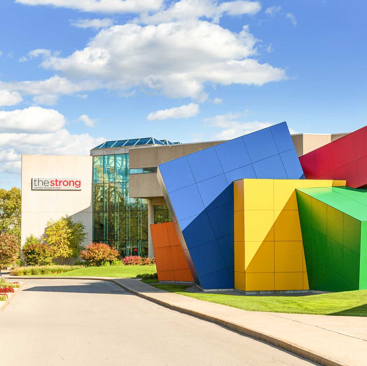 The Strong Museum of Play in Rochester, New York