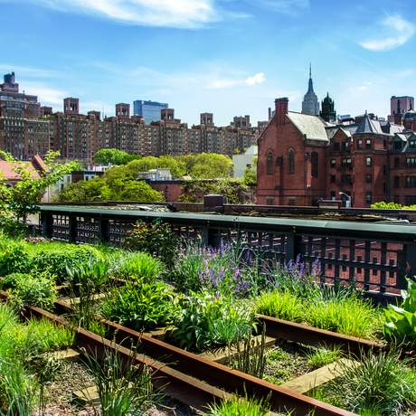 High Line, Manhattan, New York City
