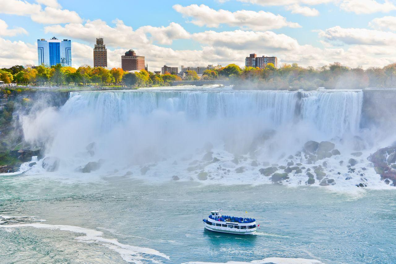 Niagara F 228 Lle Reise Zum Ber 252 Hmtesten Wasserfall Canusa