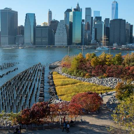 Brooklyn Bridge Park, Brooklyn Heights, Brooklyn