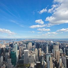 Nord-Blick vom Empire State Building