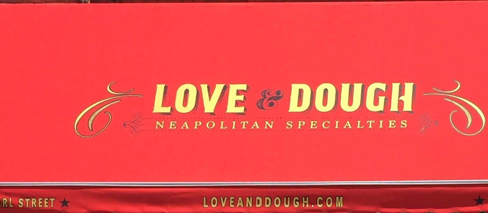Love & Dough in Brooklyn