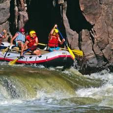 Rafting auf dem Green River
