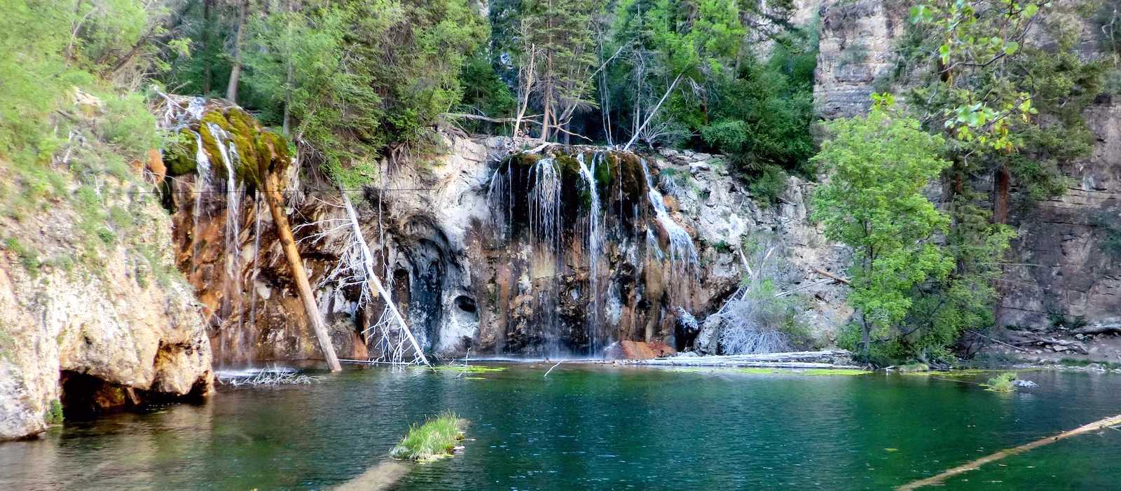 Naturwunder: Hanging Lake
