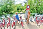 Station B-Cycle in Denver