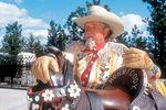 Buffalo Bill in Denver