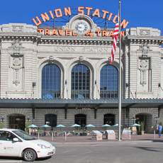 Denver Union Station, Colorado