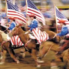 The National Western Stock Show & Rodeo celebrates its 100th anniversary in January 2006.