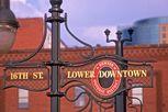 LoDo Historic District in Denver