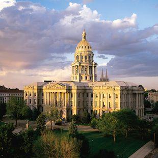 State Capitol von Denver
