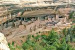 Der Mesa Verde Nationalpark in Colorado