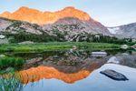 Die herrliche Landschaft des Rocky Mountains National Park, Colorado