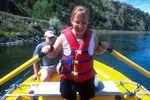 Rafting auf dem Missouri River