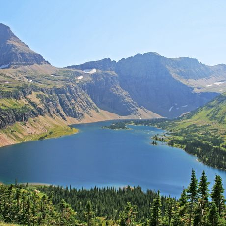 Hidden Lake/Glacier National Park