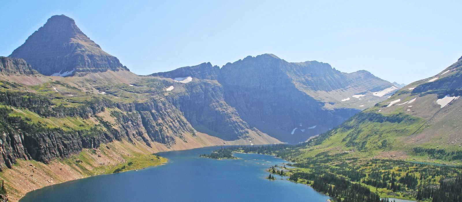 Hidden Lake im Glacier National Park