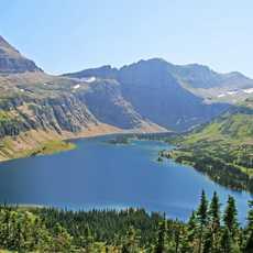 Hidden Lake/Glacier National Park