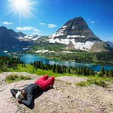 Impression Glacier National Park
