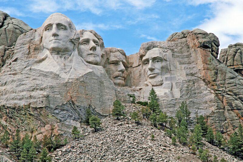 Tours Of Mount Rushmore To Rocky Mountains