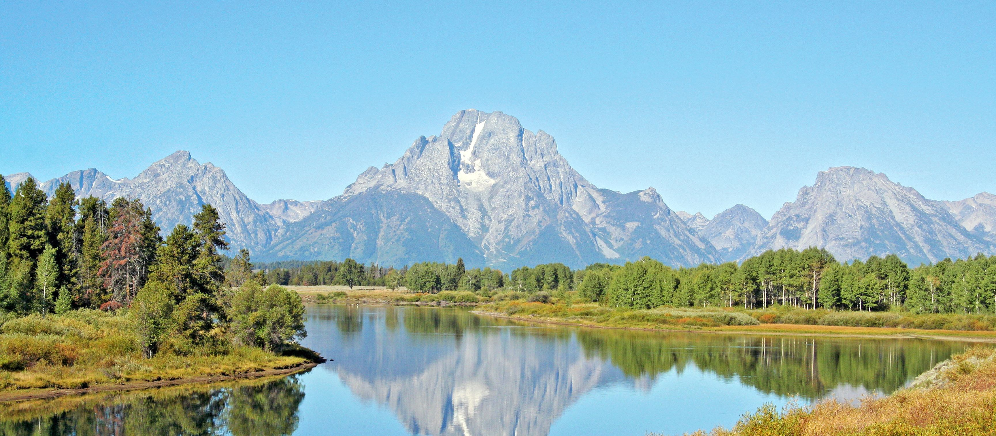 Impression Grand Teton National Park