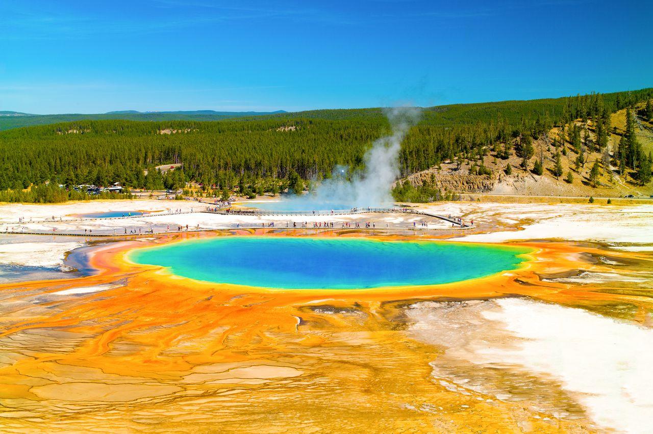 Urlaub F 252 R Naturliebhaber Im Yellowstone National Park