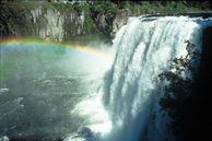 Mesa Falls Near Yellowstone.194x
