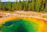 USA alter Westen Routenvorschläge: Yellowstone National Park