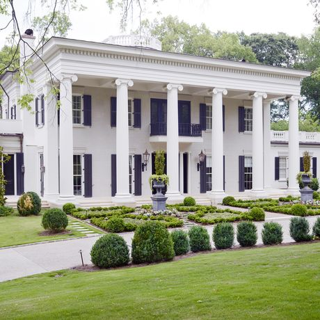 Haus im Antebellum-Architektur Stil in Huntsville, Alabama