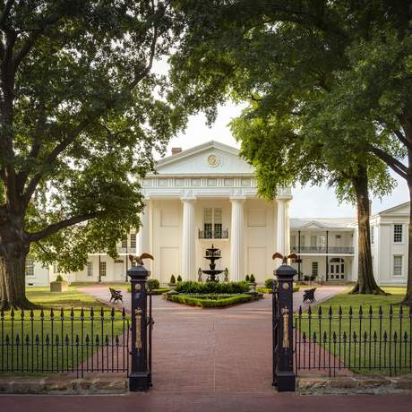 Old State House Museum in Little Rock, Arkansas