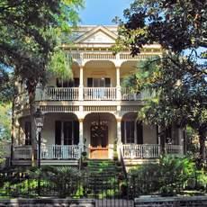 Villa im Historic District