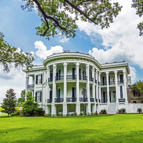 Historisches Nottoway Plantation Haus, Louisiana