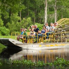 Airboat Swamp Tour