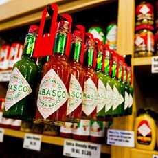 Gourmetreise, Tabasco all you Can!