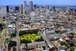 New Orleans: Luftaufnahme New Orleans