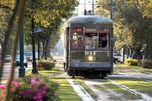 Die Stadt kann man super mit dem Streetcar erkunden.