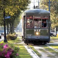 St. Charles Straßenbahn