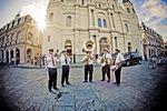 New Orleans: Straßenmusiker