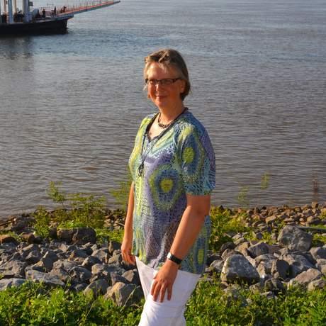 Karin am Ufer des Mississippi, Südstaaten