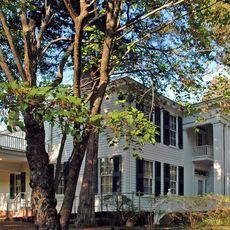 Das Haus von Rowan Oak