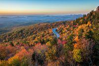 Wunderschöne Natur in den Südstaaten